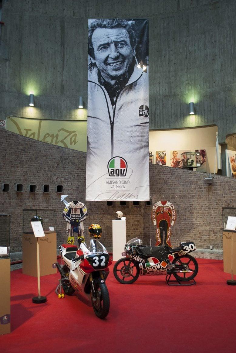 Gino-Amisano-AGV-Helmet-founder-memorial-in-Valenza-Italy