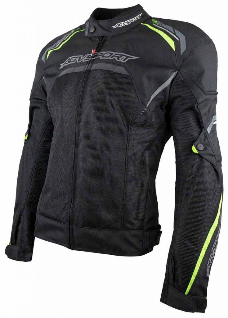 Airflow-Neon-Green-motorcycle-mesh-textile-jacket