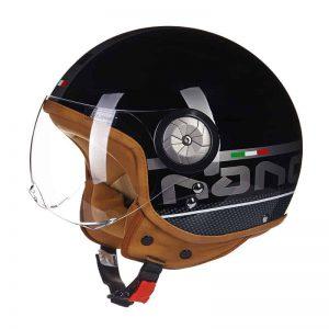 three-quarter-open-faced-helmets-The-Type-of-Helmet-agv-sport