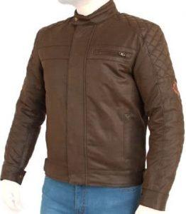 AGVSPORT-Compass-Men's-Wax-Cotton-Motorcycle-jacket