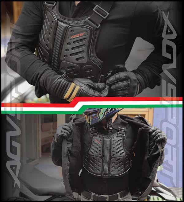 How-Do-I-Wear-Motorcycle-Armor-agvsport
