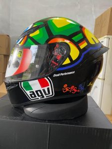 What-does-Rossi's-helmet-mean-agv-sport