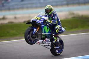 When-did-Valentino-Rossi-start-riding-agv-sport